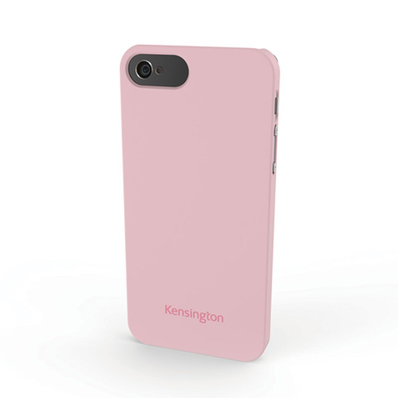 Kensington Back Case iPhone 5 (Pink) 01