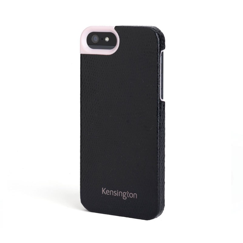 Kensington Vesto Leather Case iPhone 5 (Black) 01