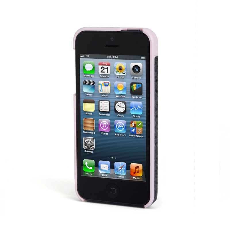 Kensington Vesto Leather Case iPhone 5 (Black) 02