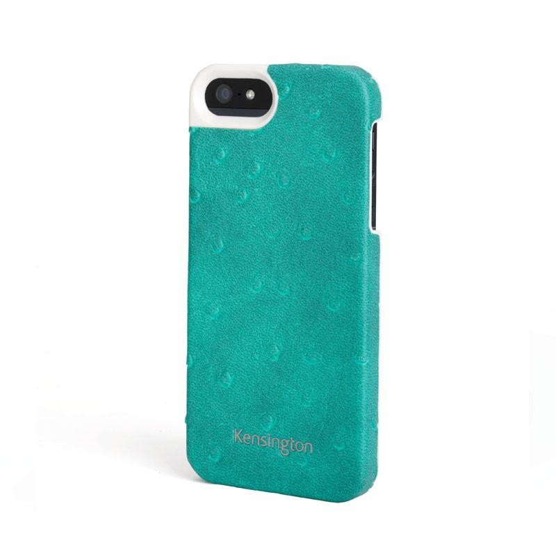 Kensington Vesto Leather Case iPhone 5 (Green) 01