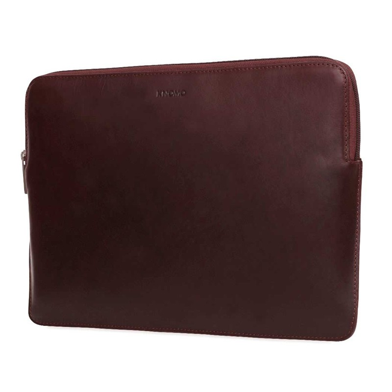 Knomo - Barbican Sleeve 15 inch Brown 02