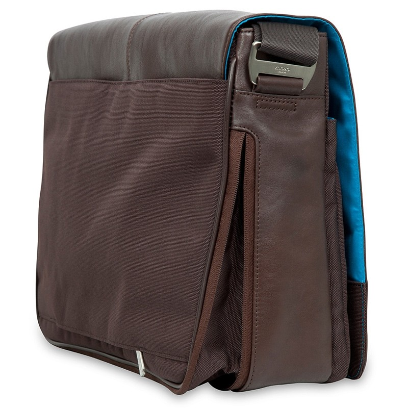 Knomo - Bungo 15,6 inch Laptop Messenger Brown 05