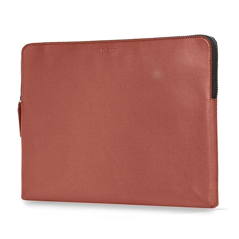 Knomo - Embossed Laptop Sleeve 15 inch MacBook Pro Copper 02