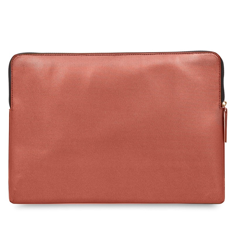 Knomo - Embossed Laptop Sleeve 15 inch MacBook Pro Copper 06