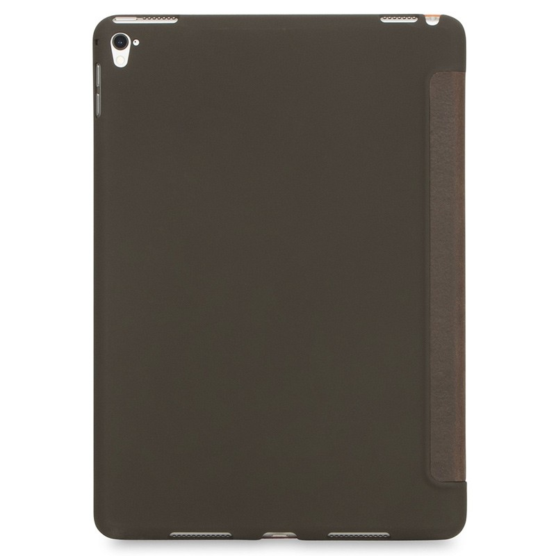 Knomo - Leather Folio iPad Pro 9,7 inch Brown 05