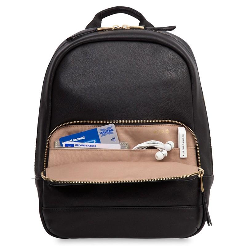Knomo - Mini Mount 10 inch Tablet Rugzak Black 02