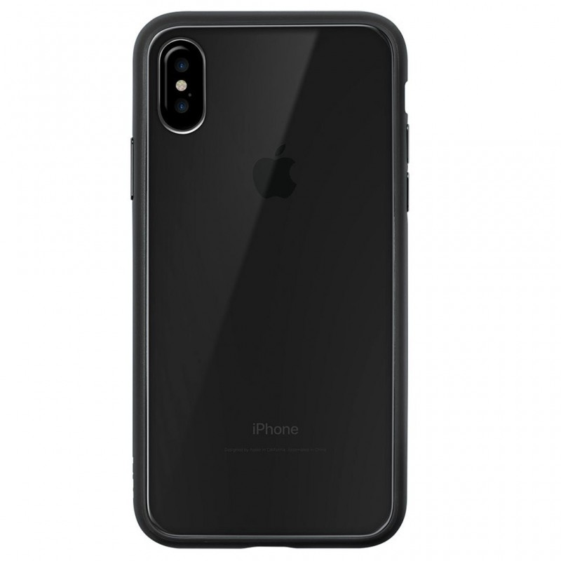 LAUT Accents iPhone X/Xs Black/Clear - 2
