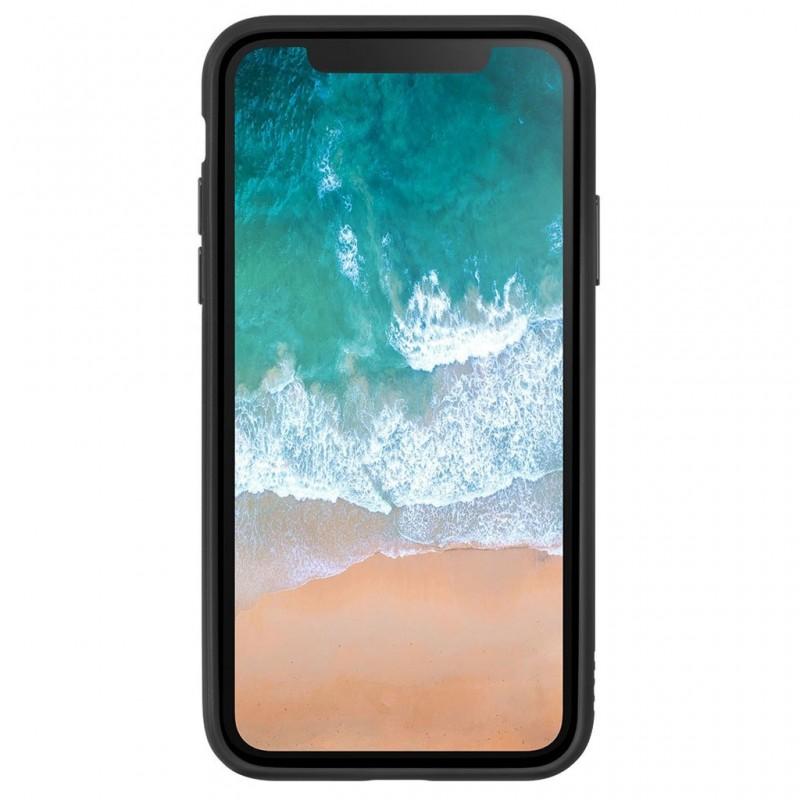 LAUT Accents iPhone X/Xs Black/Clear - 3