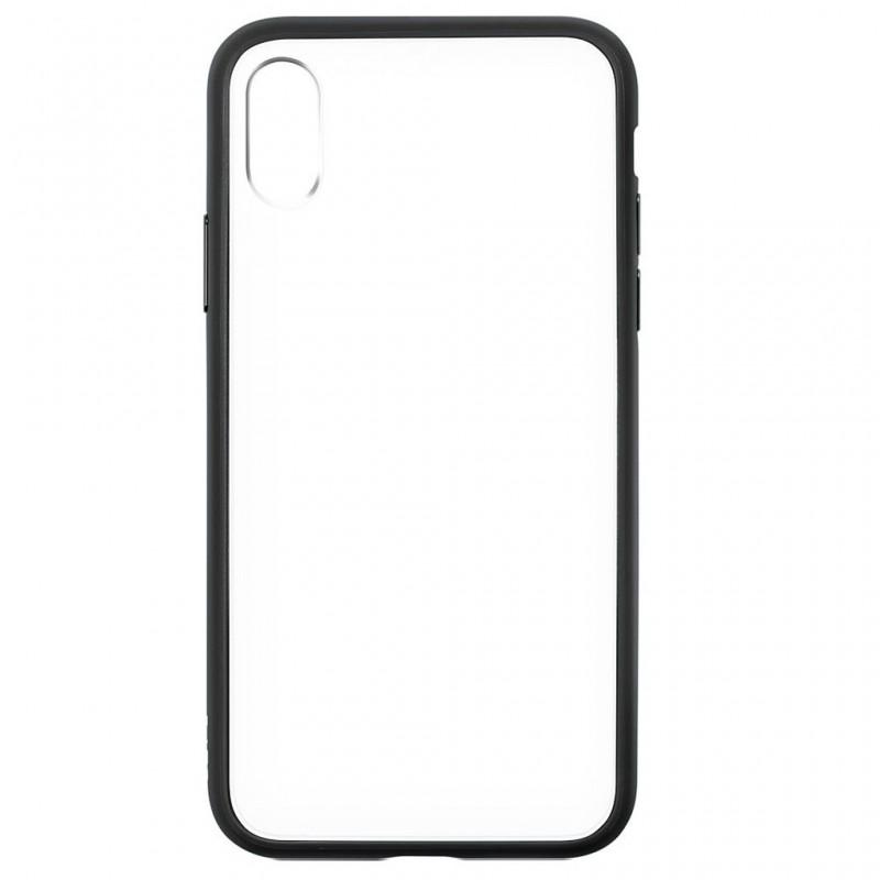 LAUT Accents iPhone X/Xs Black/Clear - 4