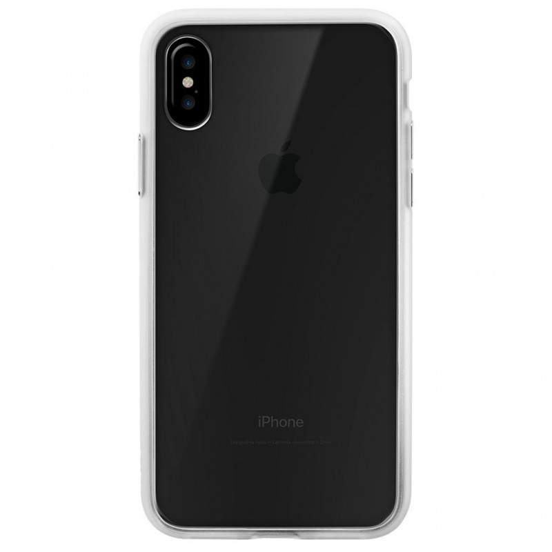 LAUT Accents iPhone X/Xs Crystal/Clear - 2