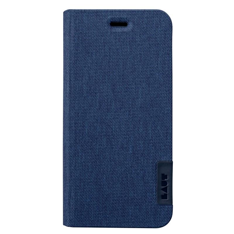 LAUT Apex Knit iPhone 7 Blue 04