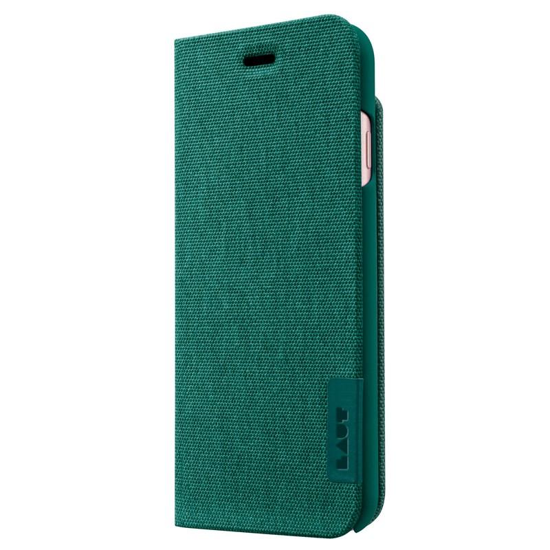 LAUT Apex Knit iPhone 7 Plus Green 02