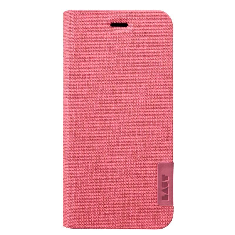 LAUT Apex Knit iPhone 7 Plus Pink 04