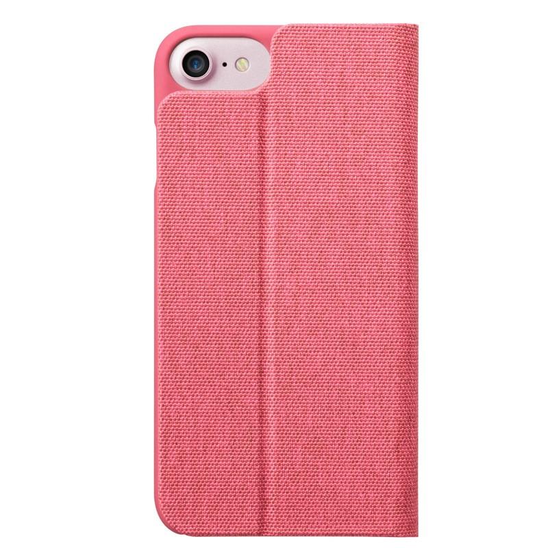 LAUT Apex Knit iPhone 7 Plus Pink 05
