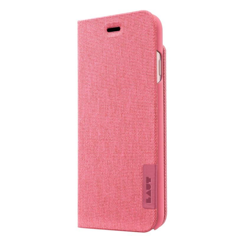 LAUT Apex Knit iPhone 7 Plus Pink 02