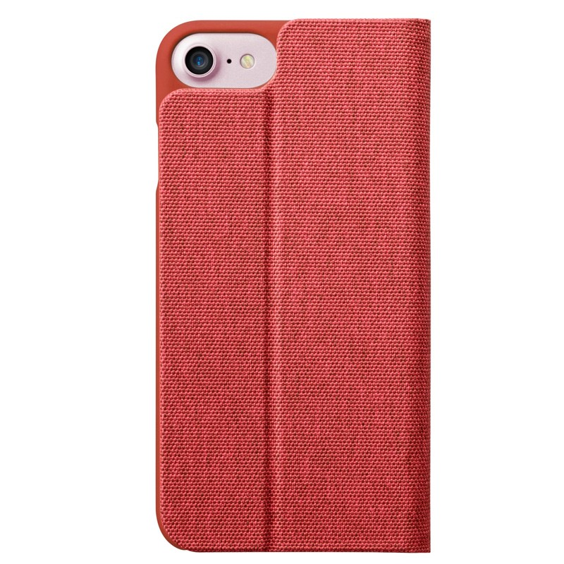 LAUT Apex Knit iPhone 7 Plus Red 05