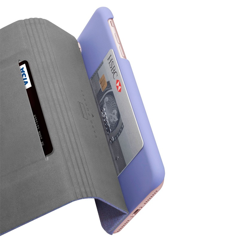 LAUT Apex Knit iPhone 7 Purple 09