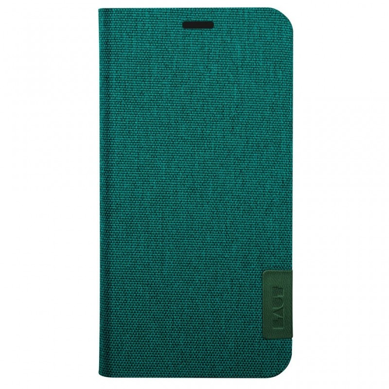 LAUT Apex Knit iPhone X/Xs Wallet Jade Green - 2