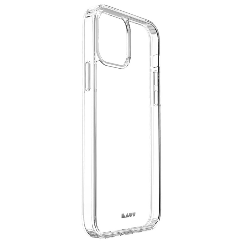 LAUT Crystal-X Necklace iPhone 12 Mini Hoesje Ultra Clear - 1