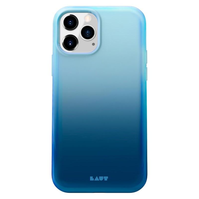 LAUT Huex Fade iPhone 12 Pro Max Blauw - 1