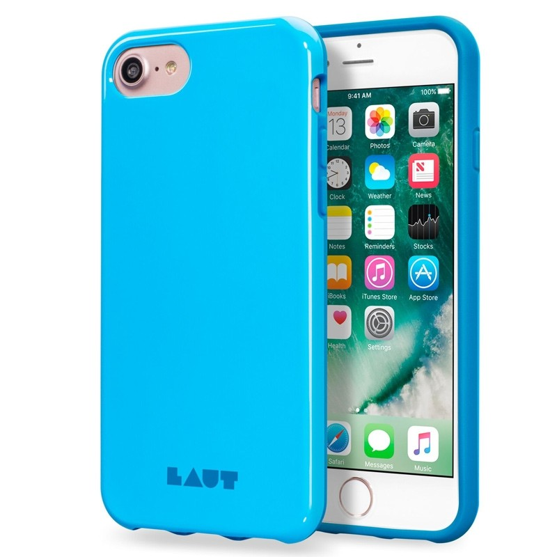 LAUT - Huex iPhone 6 Plus / 6S Plus Blauw - 1
