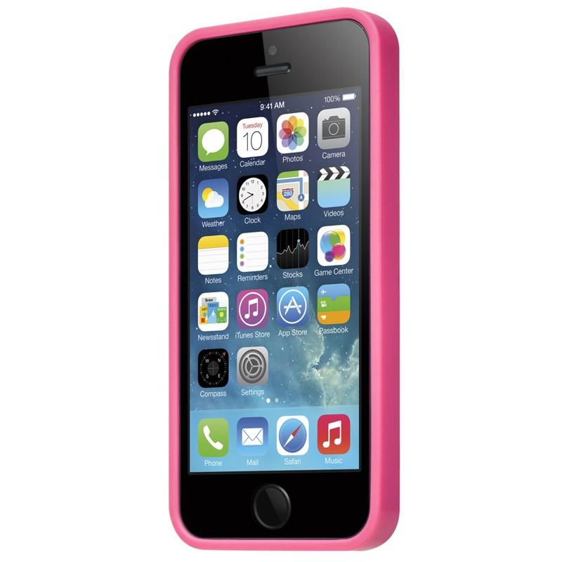 LAUT Huex iPhone SE / 5S / 5 Pink - 2