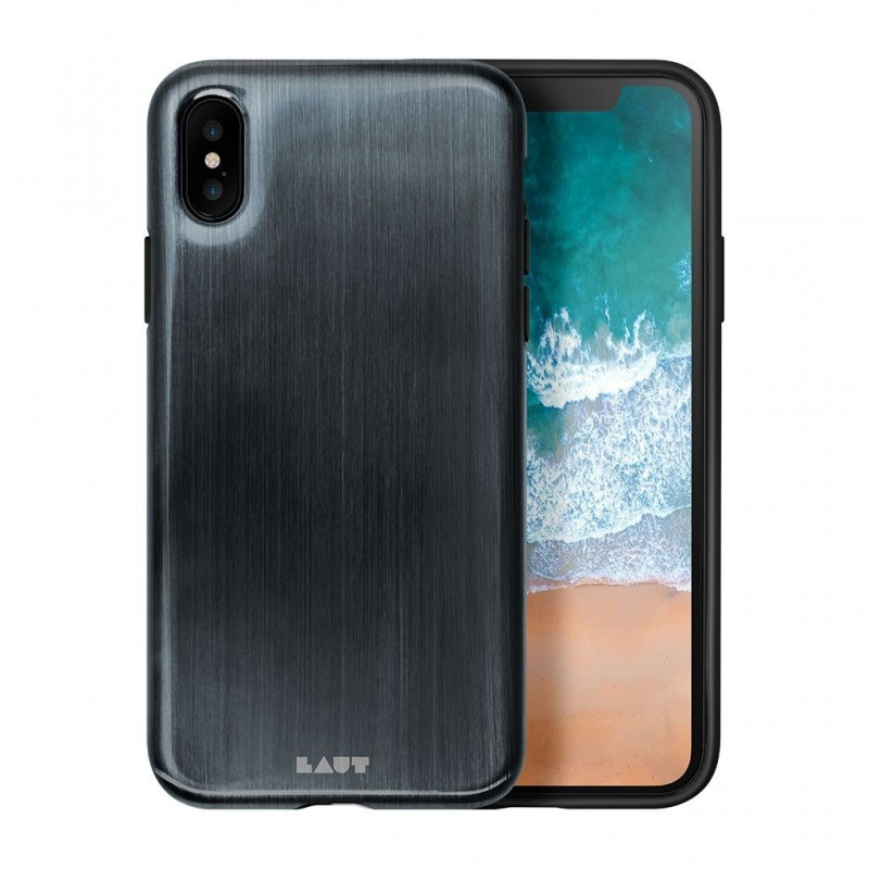 LAUT Huex Metallics iPhone X/Xs Black - 1