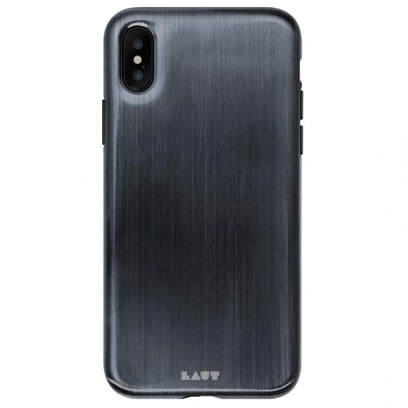 LAUT Huex Metallics iPhone X/Xs Black - 2