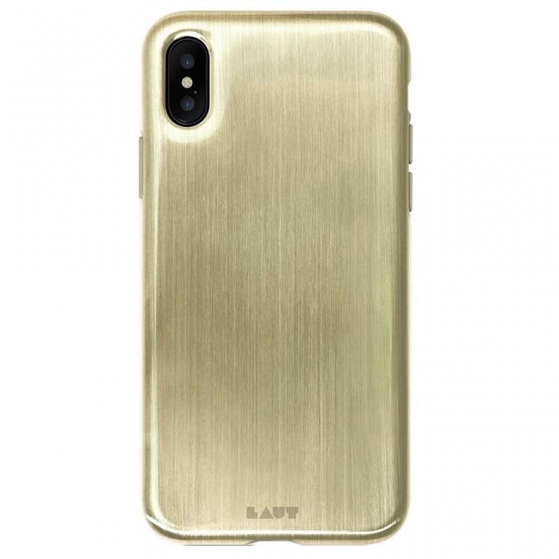 LAUT Huex Metallics iPhone X/Xs Gold - 2