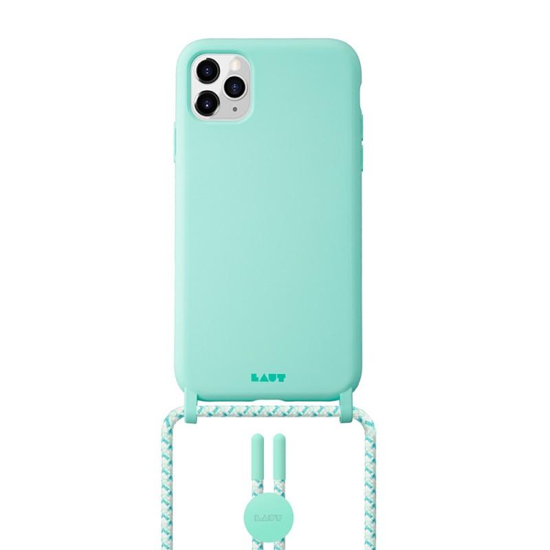 LAUT Huex Pastels Neckace iPhone 12 / iPhone 12 Pro 6.1 Groen - 1