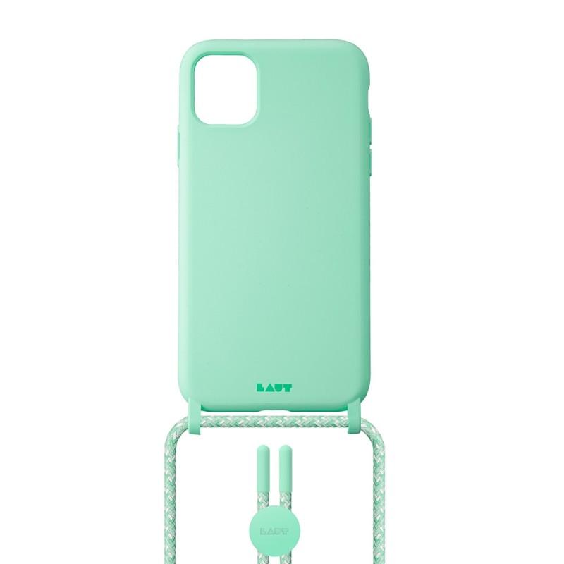 LAUT Huex Pastels Neckace iPhone 12 / iPhone 12 Pro 6.1 Groen - 2