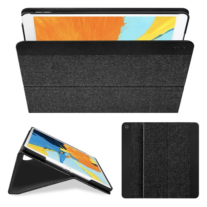 LAUT Inflight Folio iPad 10.2 (2019 / 2020) zwart - 3