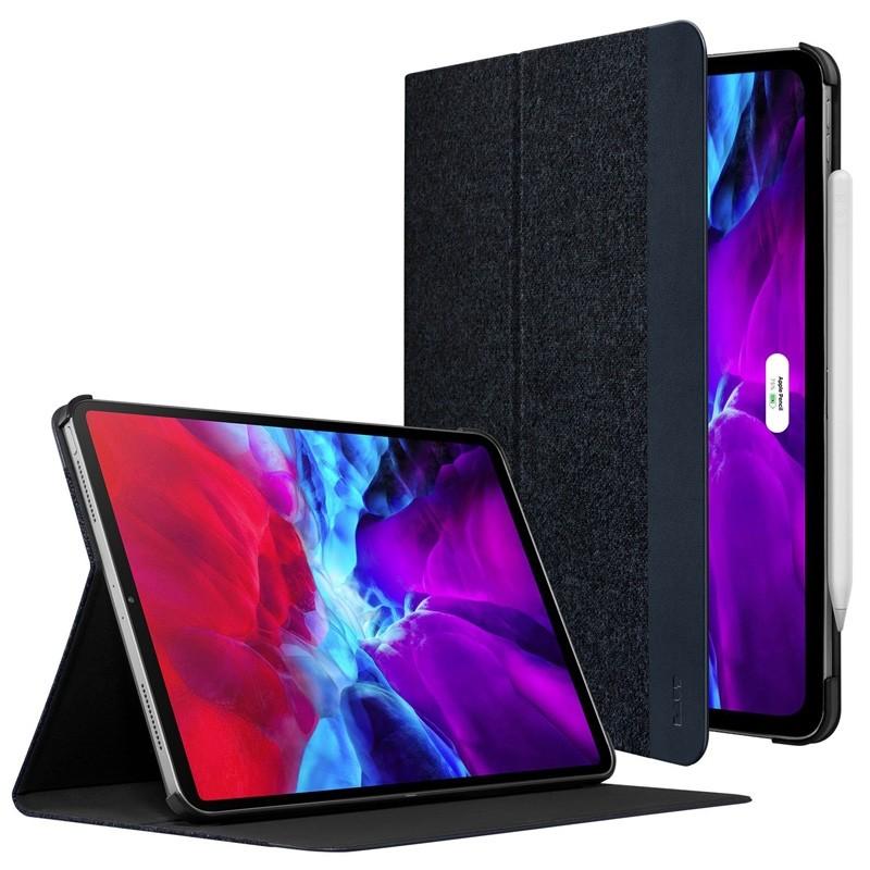 LAUT Inflight Folio iPad Pro 12.9 inch (2020) Blauw - 1