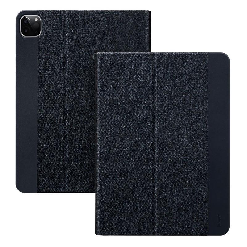 LAUT Inflight Folio iPad Pro 12.9 inch (2020) Blauw - 3