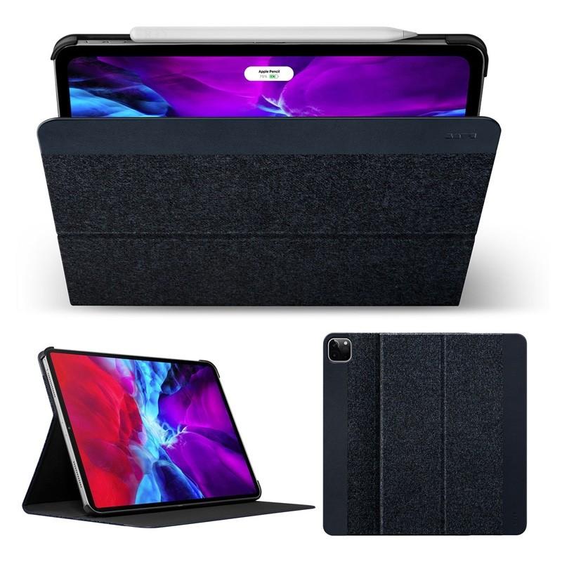 LAUT Inflight Folio iPad Pro 12.9 inch (2020) Blauw - 4