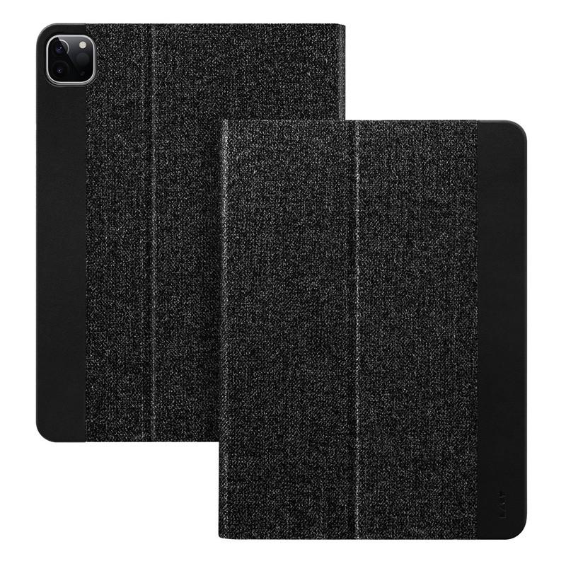 LAUT Inflight Folio iPad Pro 12.9 inch (2020) Zwart - 4