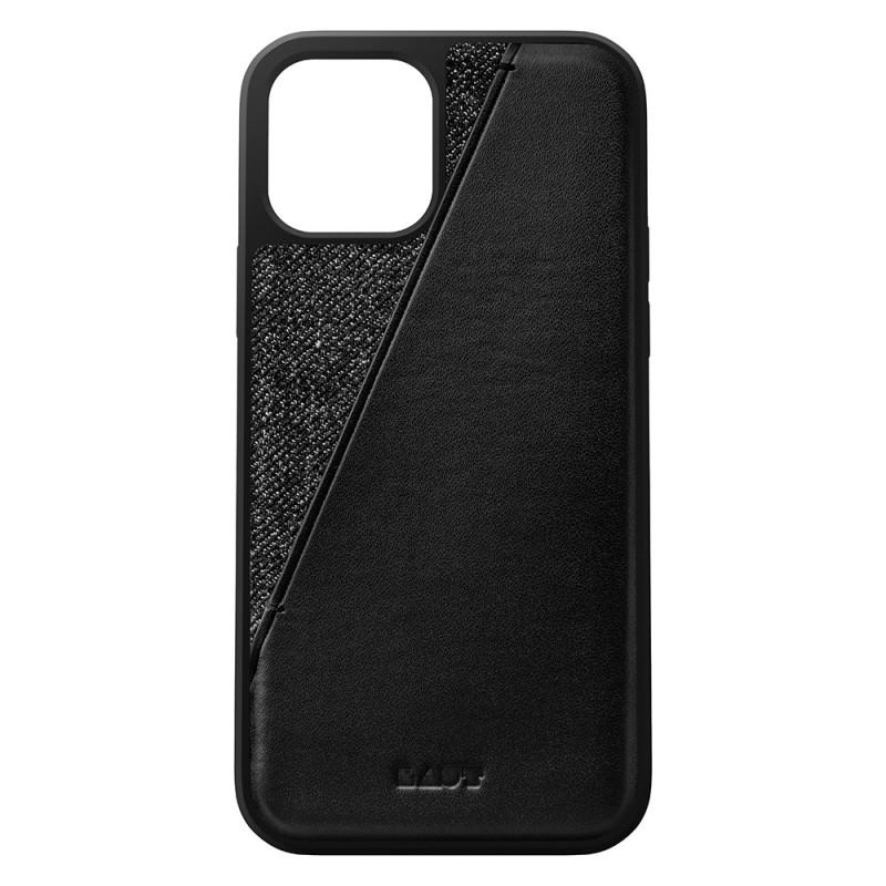 LAUT Inflight iPhone 12 Mini Hoesje Zwart - 2