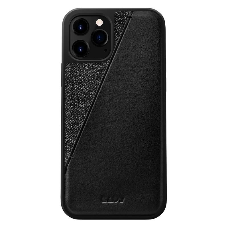 LAUT Inflight Case iPhone 12 Pro Max Zwart - 1