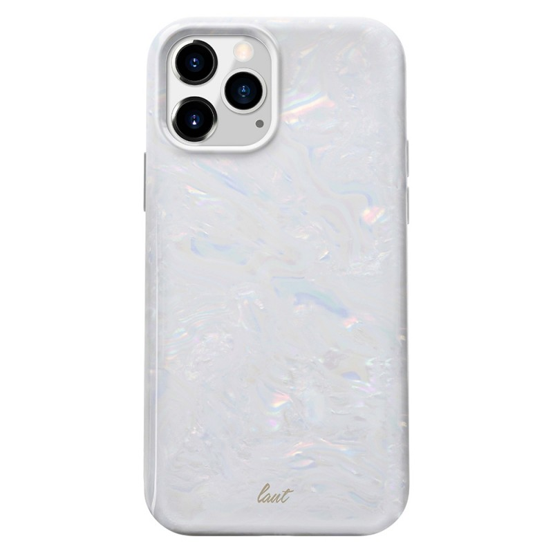 LAUT Pearl iPhone 12 / iPhone 12 Pro 6.1 Wit - 1