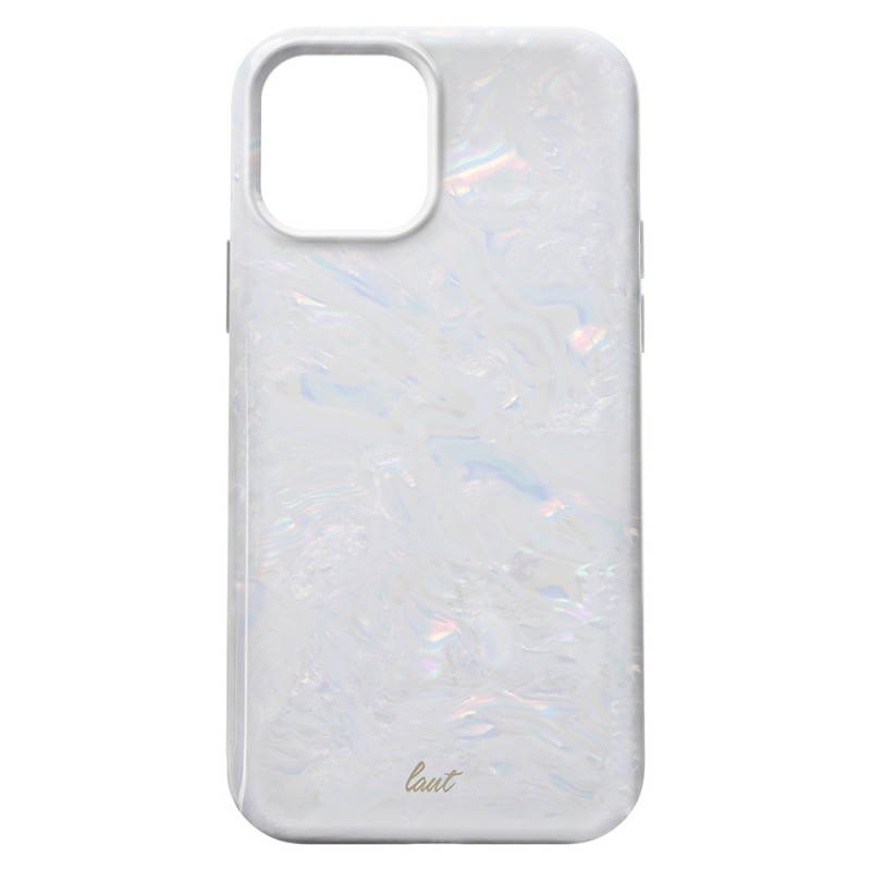 LAUT Pearl iPhone 12 / iPhone 12 Pro 6.1 Wit - 2
