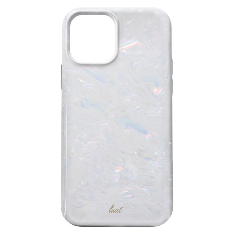LAUT Pearl Case iPhone 12 Mini Wit - 2