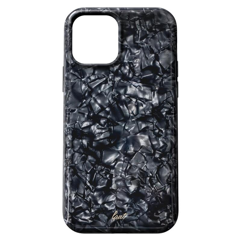 LAUT Pearl Case iPhone 12 Pro Max Zwart - 2