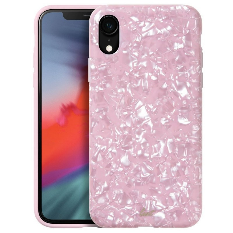 LAUT Pearl Case iPhone XR Zwart 01