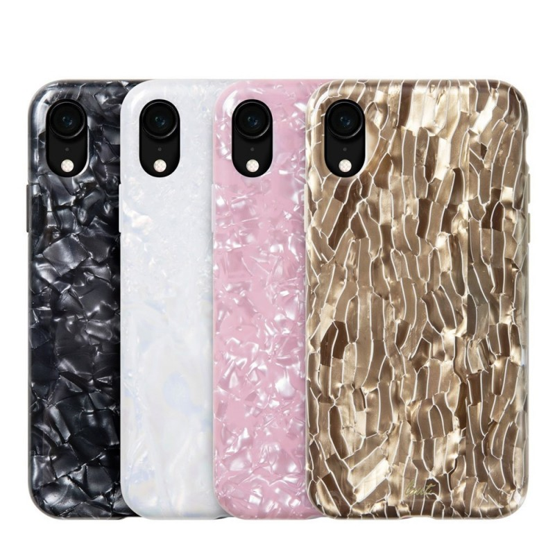 LAUT Pearl Case iPhone XR Zwart 04
