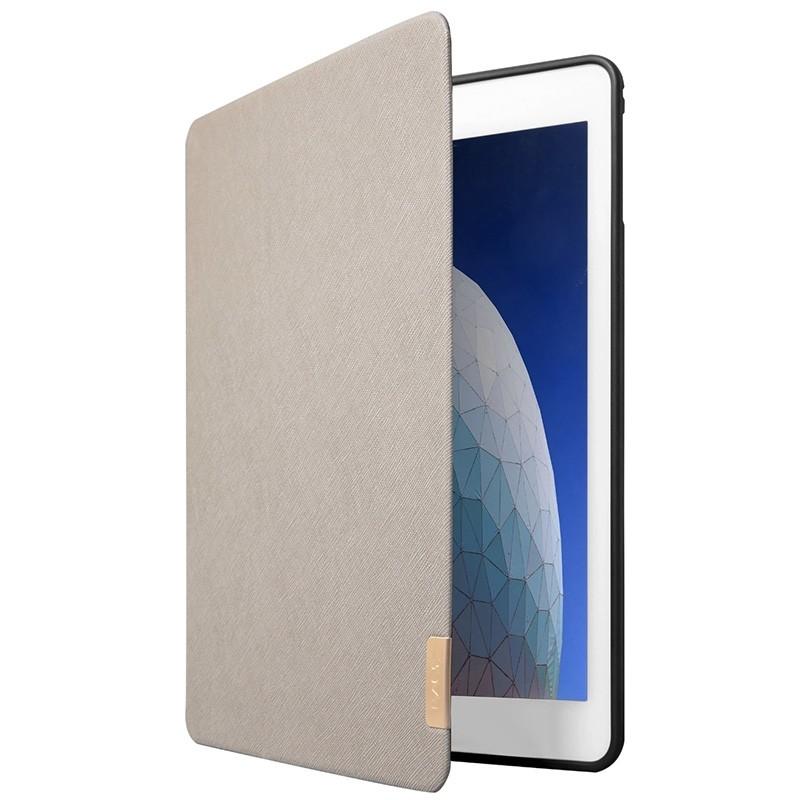 LAUT Prestige Folio iPad 10.2 (2019 / 2020) taupe - 1
