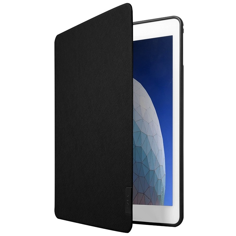 LAUT Prestige Folio iPad 10.2 (2019 / 2020) zwart - 1