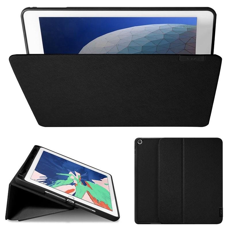 LAUT Prestige Folio iPad 10.2 (2019 / 2020) zwart - 4