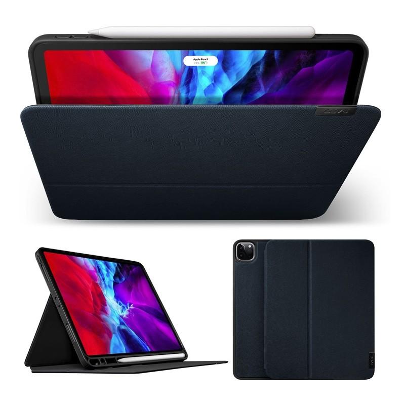 LAUT Prestige Folio iPad Pro 11 inch (2020) Blauw - 4