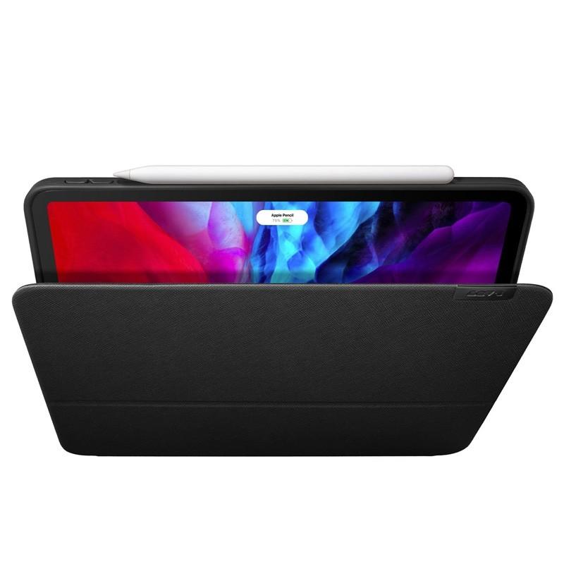 LAUT Prestige Folio iPad Pro 12.9 inch (2020) Zwart - 2