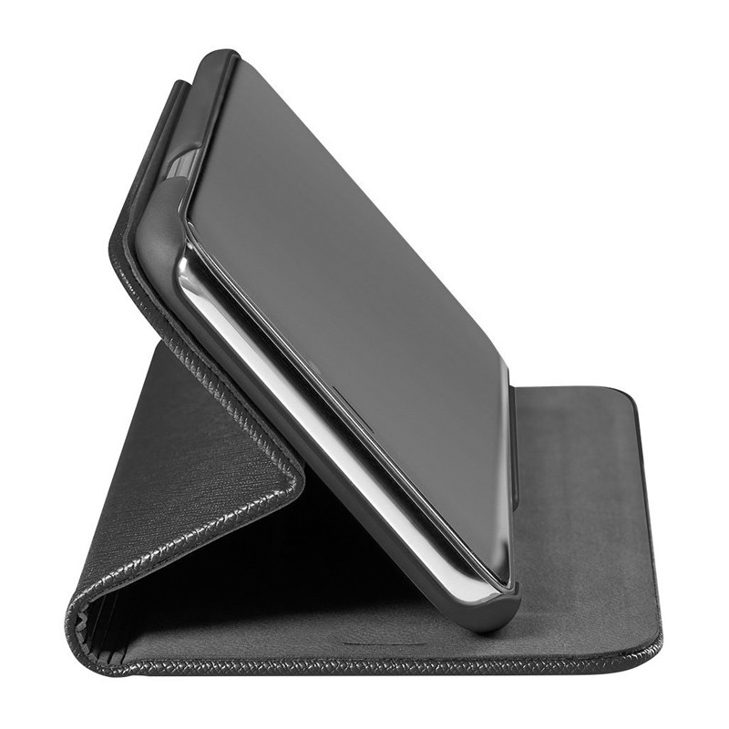 LAUT Prestige Folio iPhone XS Max Wallet Zwart 05